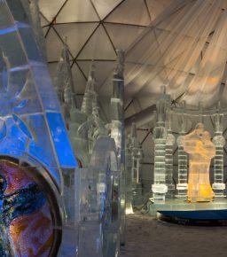 Tatrzańska Świątynia Lodowa na Hrebienku