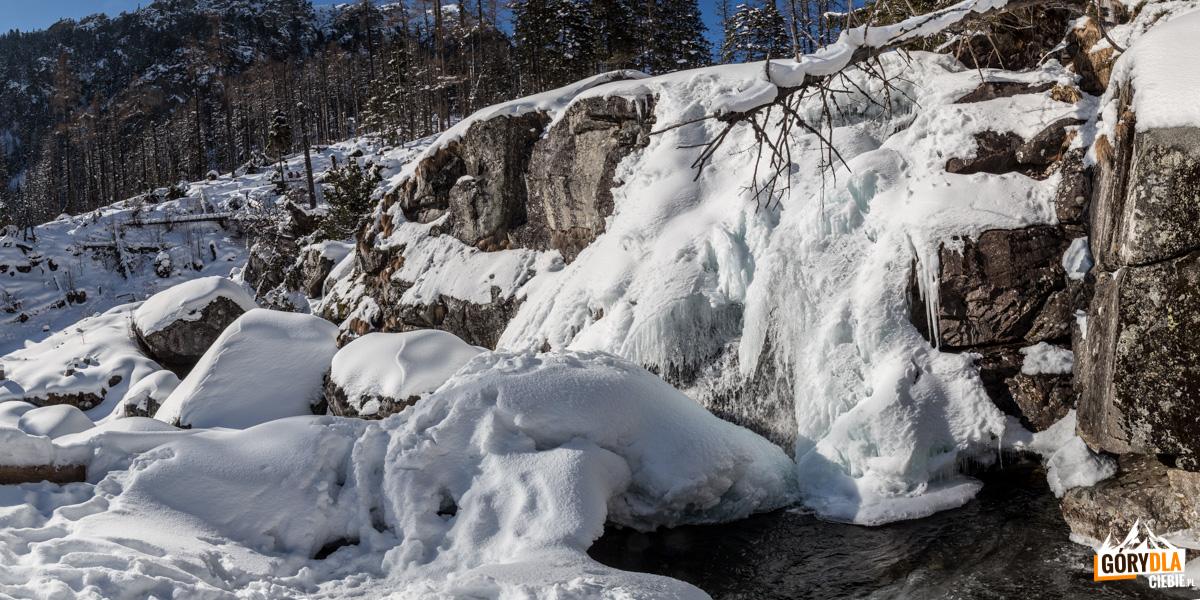 Wodospady Zimnej Wody