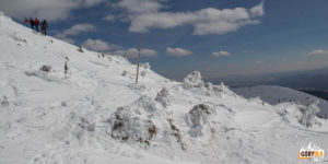 Pod szczytem Ďurkova (1749 m)