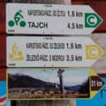 Szlaki rowerowe przy Chacie Magurka