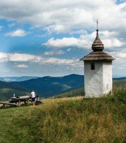 Gorce - Bulandowa Kapliczka
