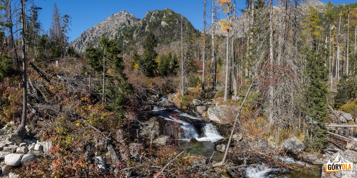 Mały Wodospad (Malý vodopád)