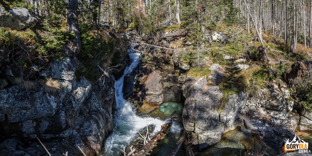 Skryty Wodospad