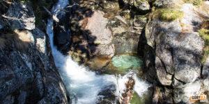 Wodospady Zimnej Wody (Skrytý vodopád)
