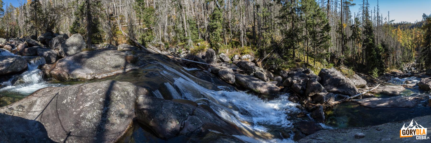 Długi Wodospad (Dlhý vodopád)
