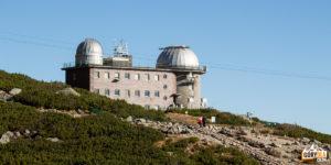 Obserwatorium nad Łomnickim Stawem