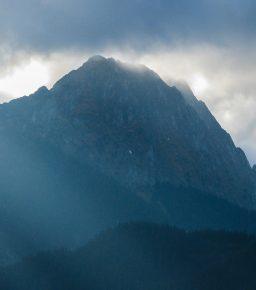 Deszcz pod Tatrami