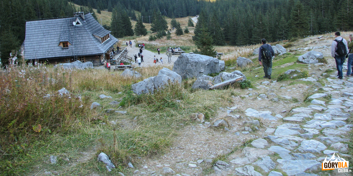 Schronisko PTTK naHali Kondratowej (1333 m)