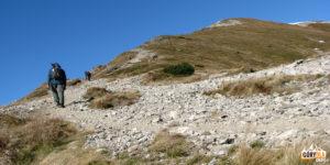 Podejście na Kopę Kondracką