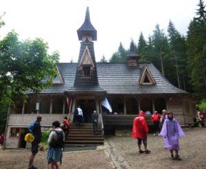 Sanktuarium Matki Bożej Jaworzyńskiej Królowej Tatr naWiktorówkach, zdj. Waldemar Rusek