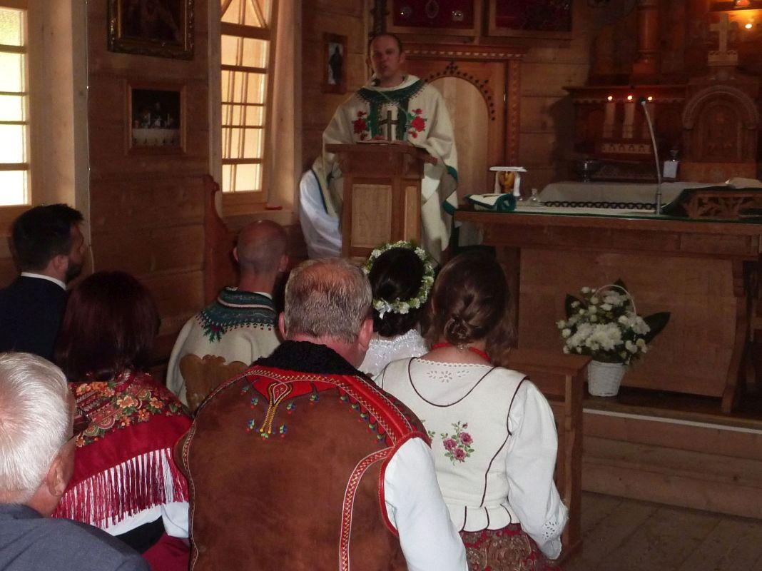 Sanktuarium Matki Bożej Jaworzyńskiej Królowej Tatr na Wiktorówkach, zdj. Waldemar Rusek