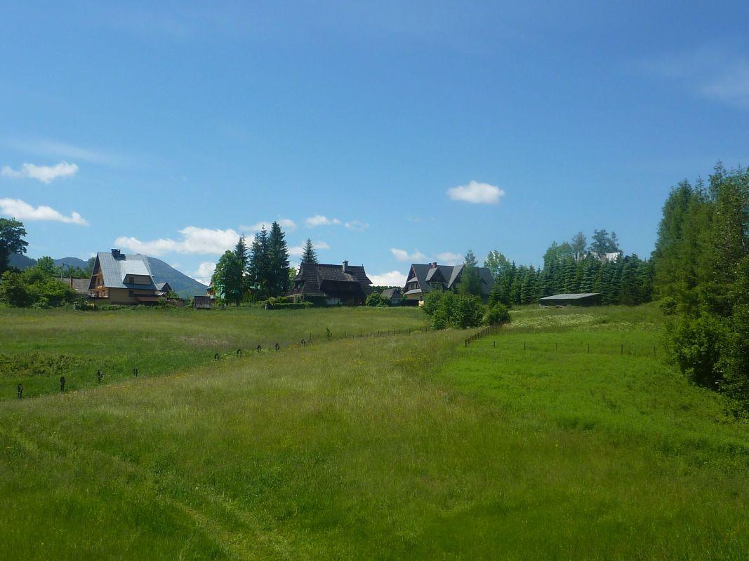 Widoki z trasy wyciągu na Butorowy Wierch, zdj. Waldemar Rusek