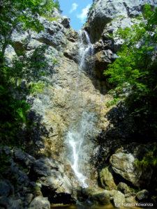 Wodospad Czerwone Piaski, zdj. Natalia Kowalska