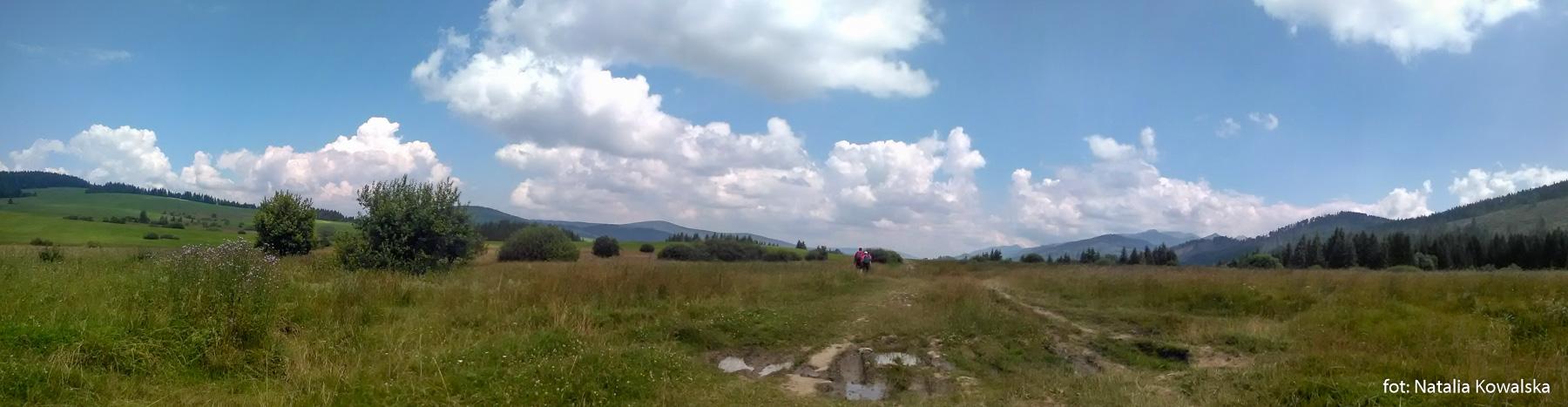 Panorama z płaskowyżu Svorad, zdj. Natalia Kowalska