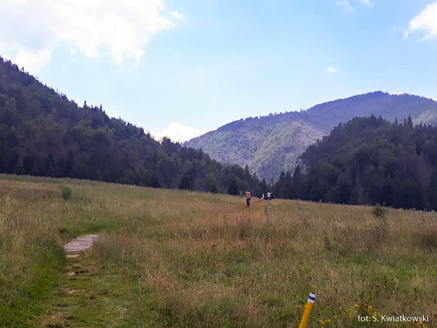 Dolina Prosiecka, płaskowyż Sworad, zdj. S. Kwiatkowski