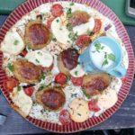 Schronisko PTTK JAGODNA - omlet drwala. Autor: TheliM