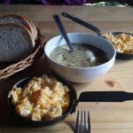 Schronisko Ornak - śniadanie wielkanocne. Autor: kFiatek
