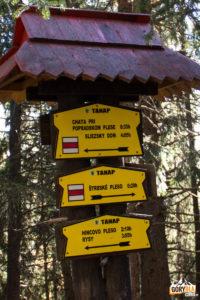 Tatrzański Cmentarz Symboliczny - szlaki