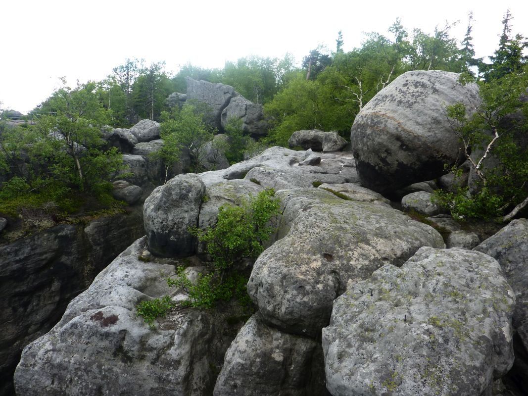 Góry Stołowe - Szczeliniec Wielki, zdj. Waldemar Rusek