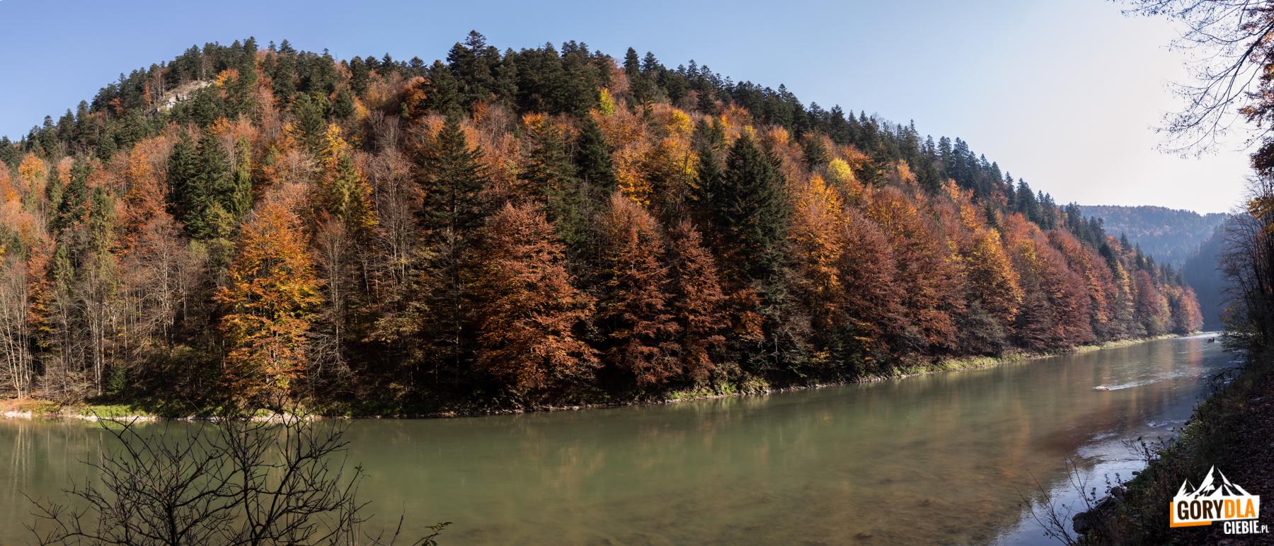 """Jesienny """"Przełom Dunajca"""""""