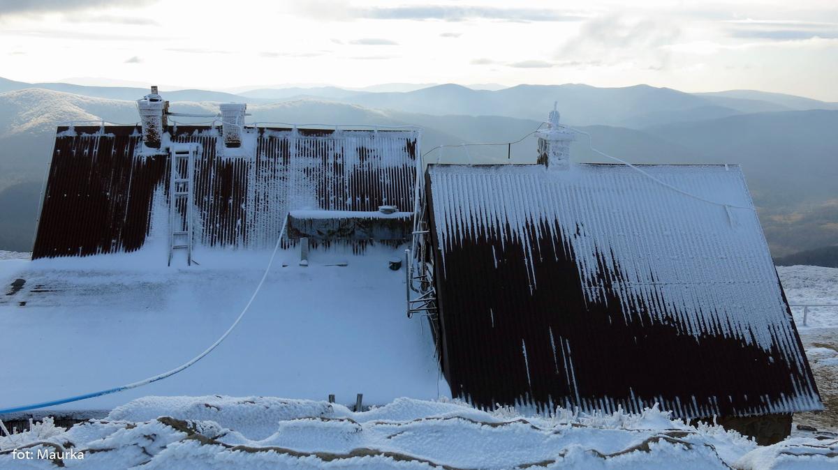 Zimowa Chatka Puchatka, zdj. Maurka