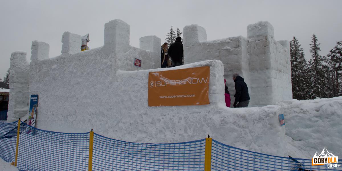 Zakopane - snowpark