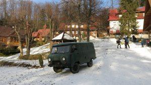 Ośrodek Rekolekcyjny na Śnieżnicy, zdj. Maurka