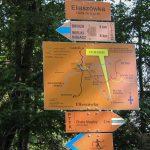Na szczycie Eliaszówki (1024 m)