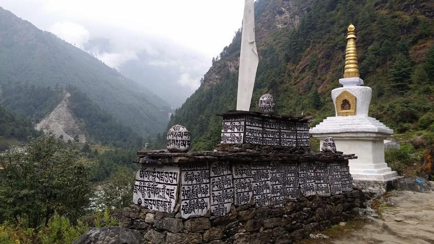 Himalaje - fot. Małgorzata Dobisz