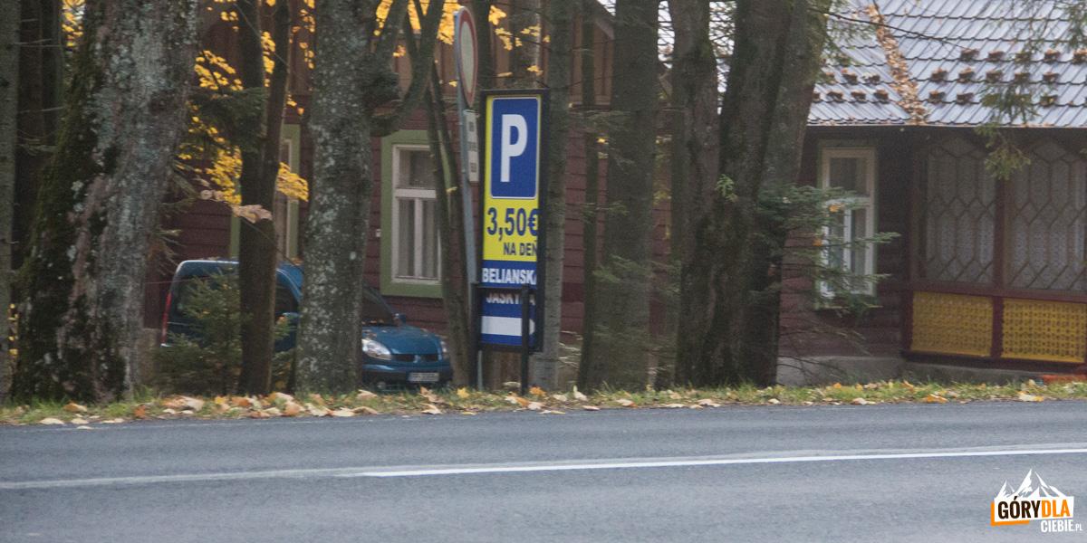 Centrum Tatrzańskiej Kotliny