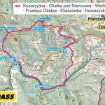 Niemcowa Eliaszówka mapa