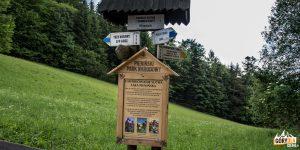 Przełęcz Szopka (779 m)