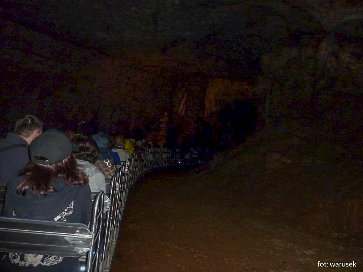 Jaskinia Postojna, zdj. Warusek