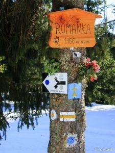 Romanka (1366 m)