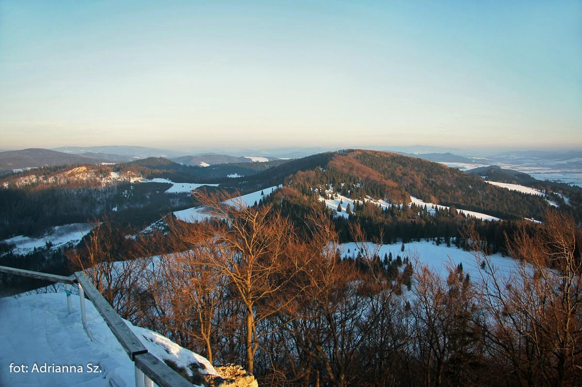 Panorama z Wysokiej, zdj. Adrianna Sz.