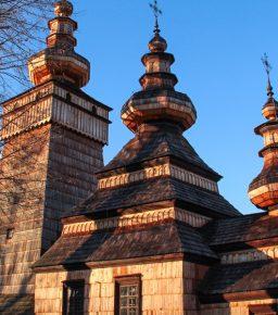 Cerkwie Beskid Niski