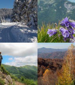 Wycieczki górskie na wszystkie weekendy roku 2019