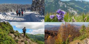 Wycieczki górskie nawszystkie weekendy roku 2019