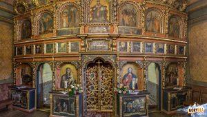 Cerkiew greckokatolicka pw. Opieki Bogarodzicy - Owczary