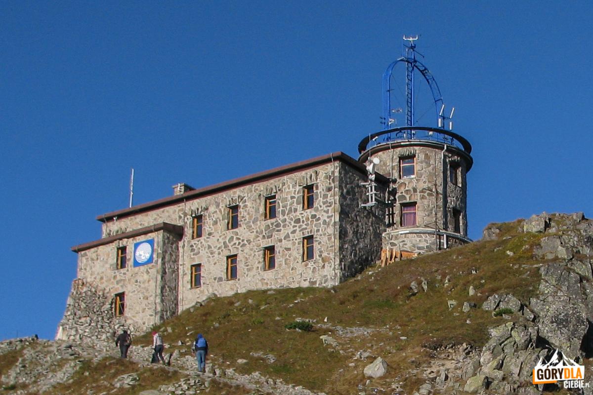 Obserwatorium naKasprowym Wierchu
