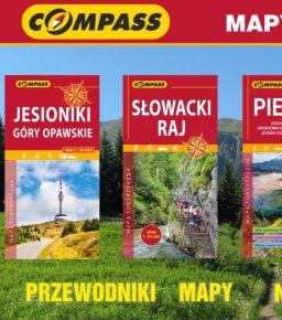 Mapy górskie Compass