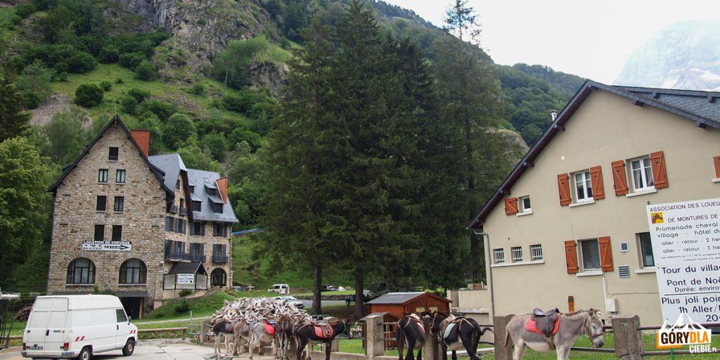 Cirque de Gavarnie - Pireneje