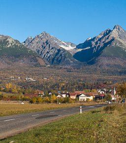 Dojazd w Tatry Słowackie
