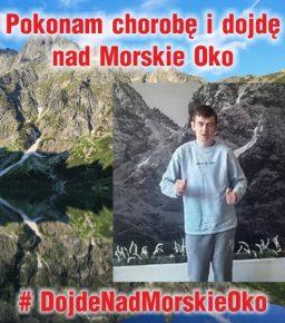 #DojdeNadMorskieOko