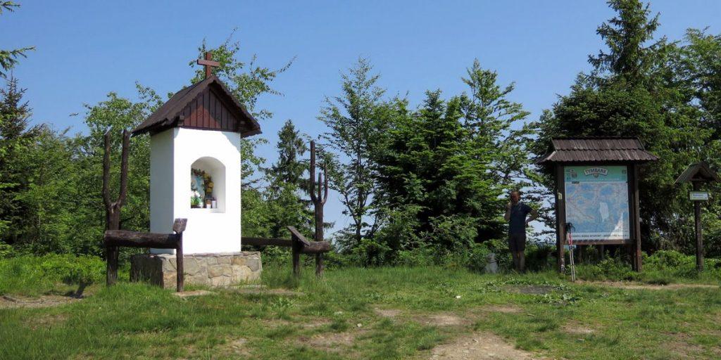 Kapliczka na Kutrzycy, zdj. Maurka
