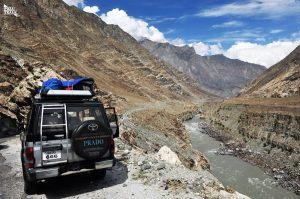 Karakorum Highway, zdj. Łukasz Odzimek