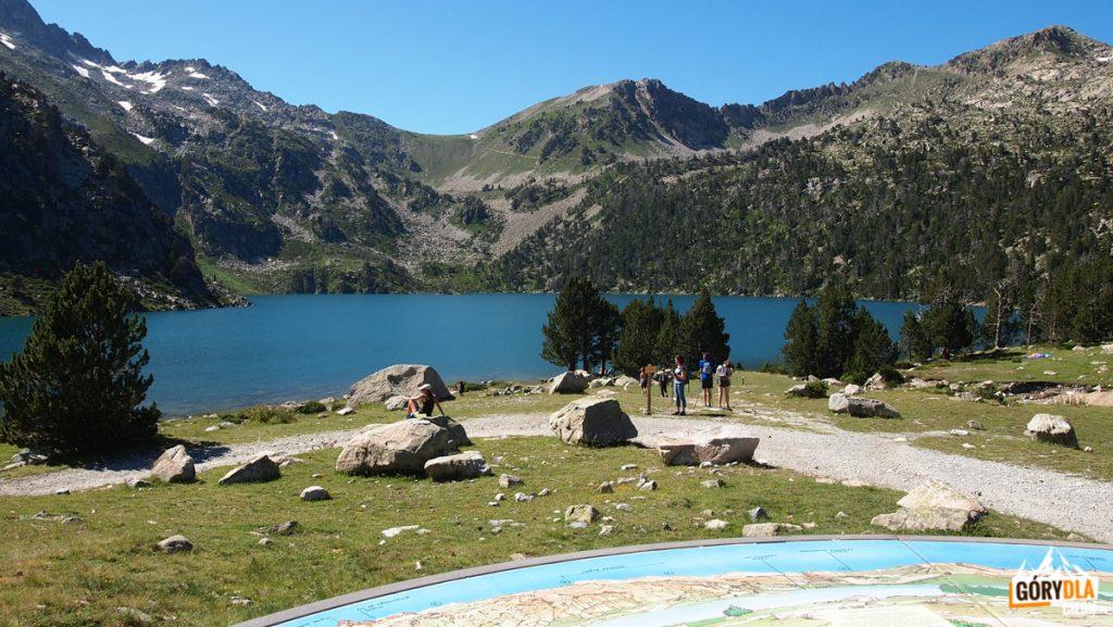 Lacs du Néouvielle - Pireneje