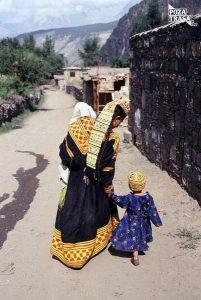 Kalasze - grupa etnicza w Pakistanie, zdj. Łukasz Odzimek