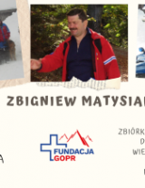 Fundacja GOPR zbiórka