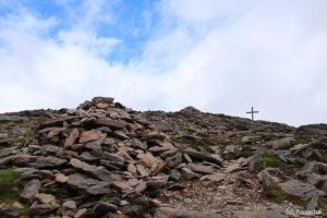 Na szczycie Carrantuohill